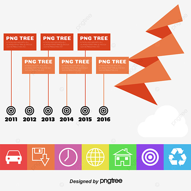 Ppt Creative Process Time Time Vector Ppt Material Flowchart Year