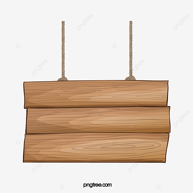 wooden signboard wood board sign png image and clipart