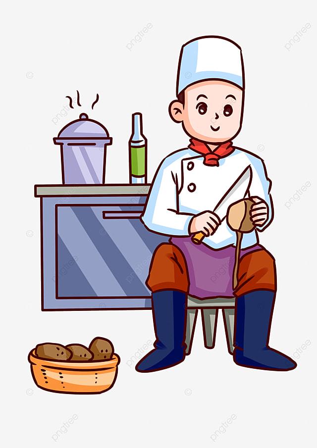 pommes de terre de cuisinier un mat u00e9riau d image pommes de