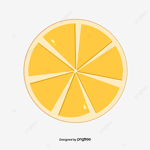 Orange Fruit Vector Flat Oranges, O...