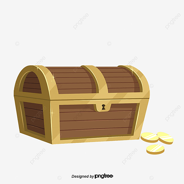 Locked Chest Database Treasure Wealth Png Image And Clipart