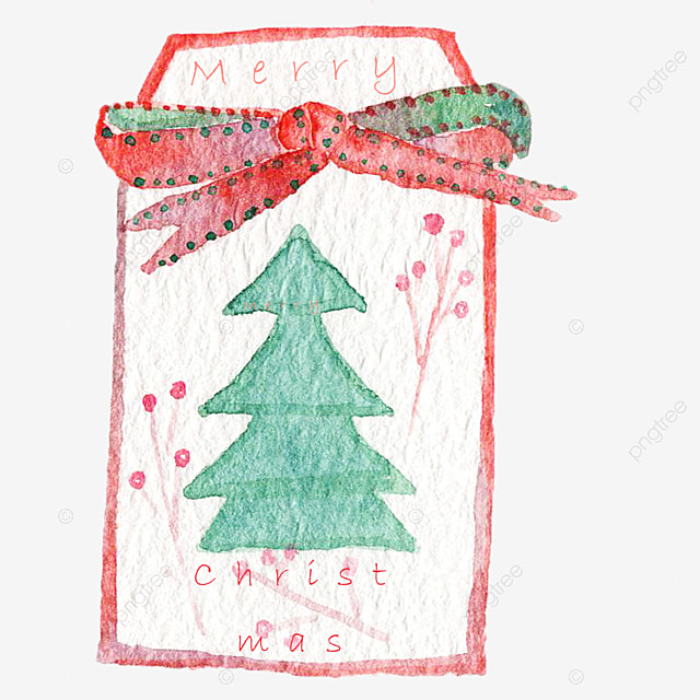 Christmas Tree Border, Tree Clipart, Christmas Tree, Frame ...