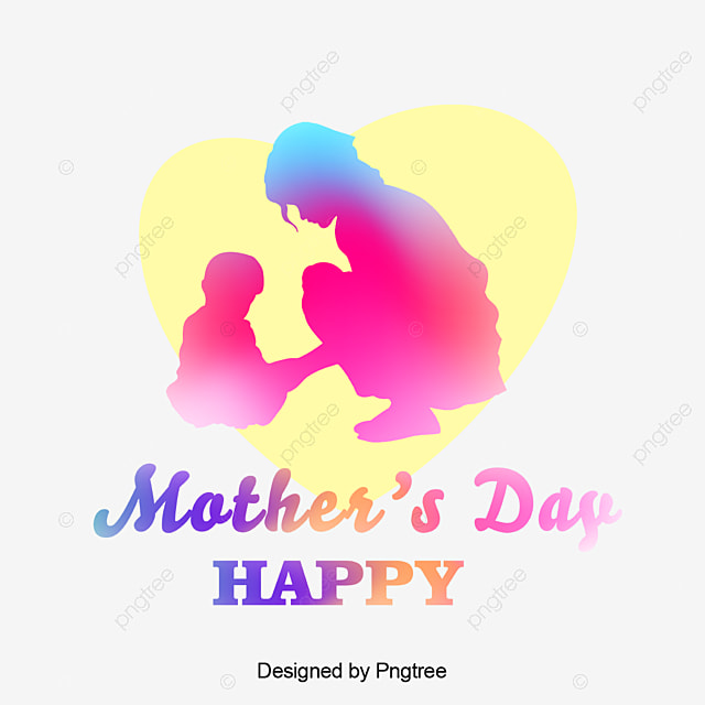 happy mother s day heart shaped pattern heart shaped writing