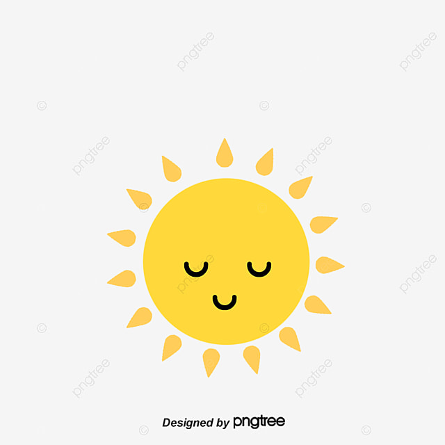 cute yellow cartoon sun vector material vector cute yellow rh pngtree com free vector cartoon people free vector cartoon characters