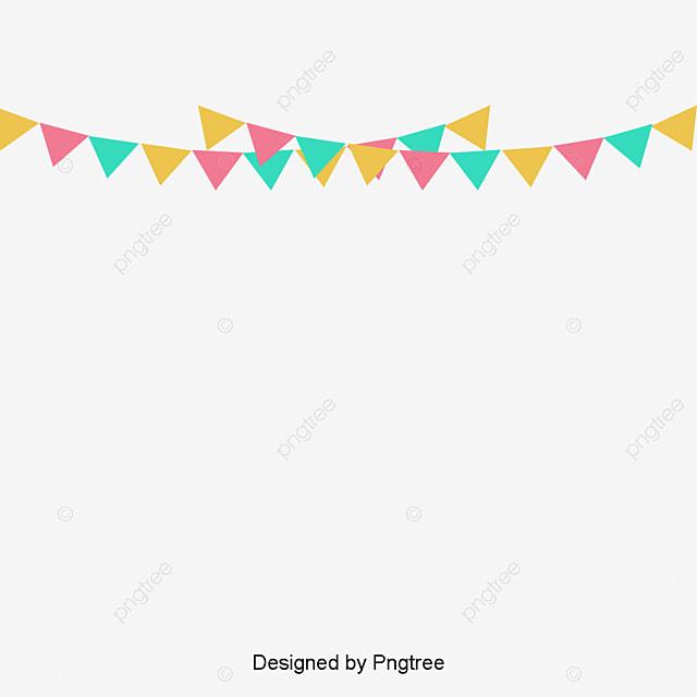 Feliz Cumpleaños Pequeño Banner, Banner, Feliz Cumpleaños, Color PNG ...