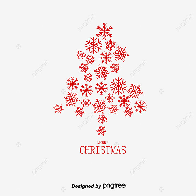 Vector christmas tree png splicing red christmas trees for Where can i buy a red christmas tree