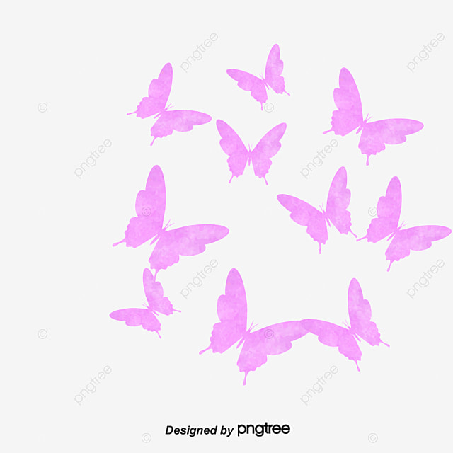 pink butterfly transparent background pink transparent
