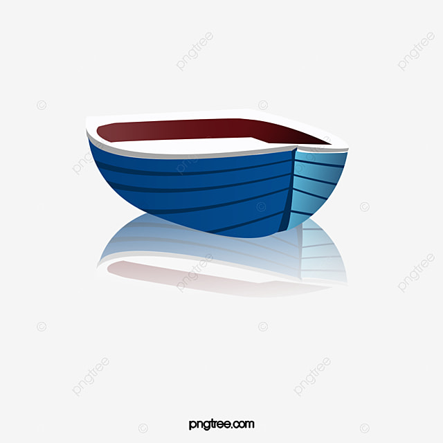Blue Lake Boat, Boat Clipartblue, River, Lake Boat PNG