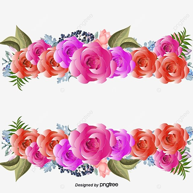 Vector pink flowers, Flowers, Vector Flowers, Leaf PNG and Vector for Free Download