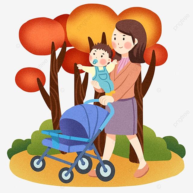 Carrinho de beb carrinho de beb dos desenhos animados - Poussette dessin ...