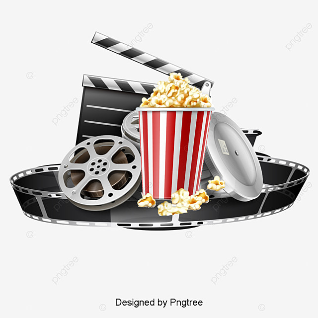 popcorn movie film popcorn the film film png image and clipart rh pngtree com movies clipart free disney movies clipart
