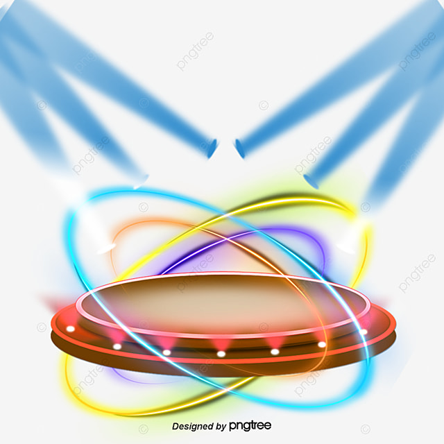 Stage Lighting Effects Light Cool Free PNG And PSD