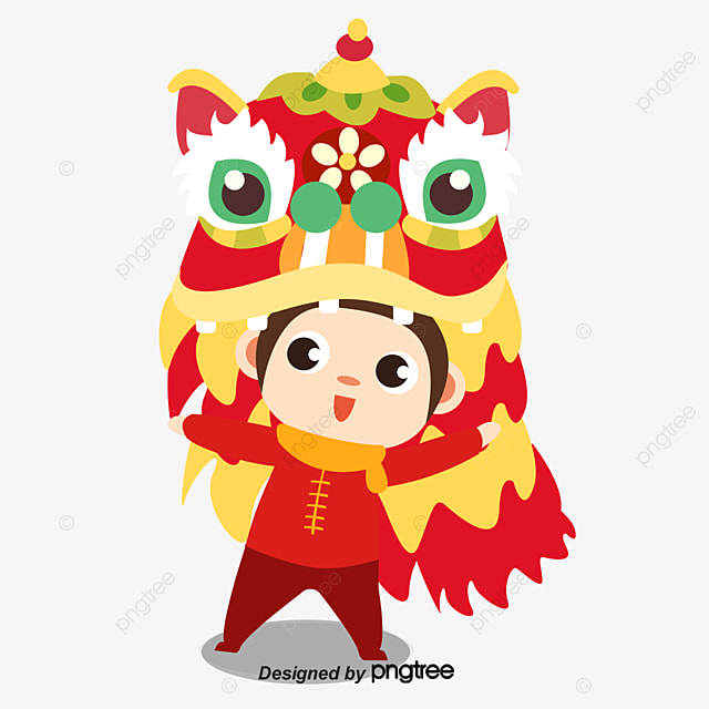 Vector dragon, Creative New Year Performances, Celebrate Chinese New Year Free PNG, Chinese New ...