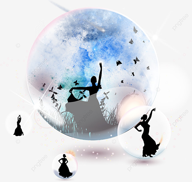 vecteur de silhouette danse girl vecteur danse danse png