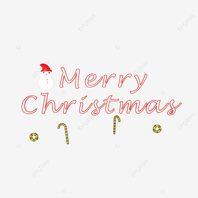 La navidad feliz