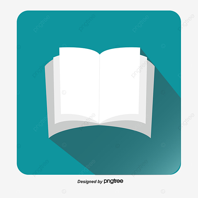 Blue book education icon, Blue, Education, Icon PNG and Vector for ...