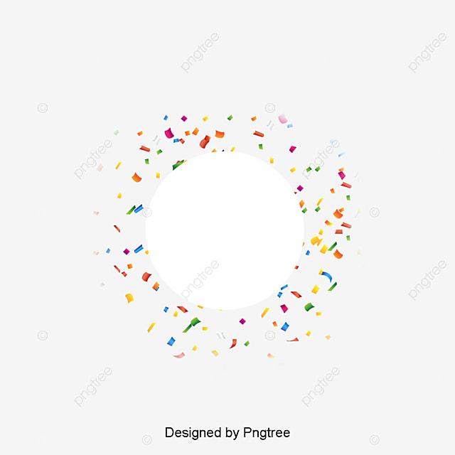 papier de fond des confettis arri u00e8re plan cercle fichier