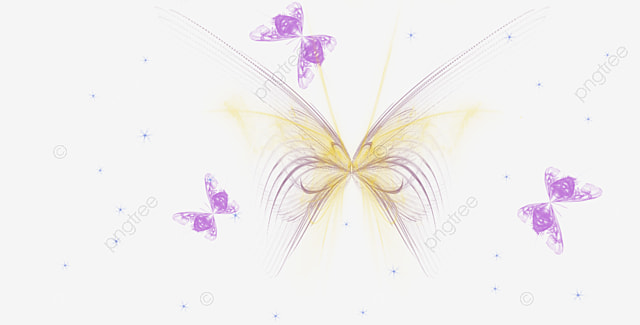 colorful butterfly border butterfly clipart purple