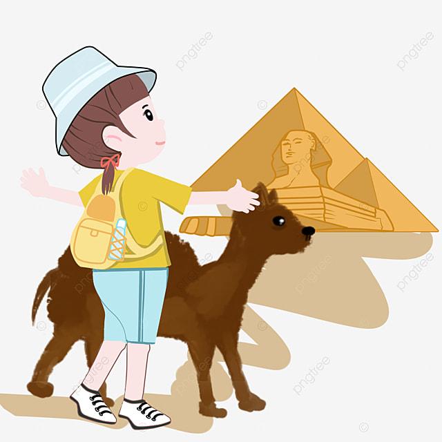 le pharaon d egypte dessin peint  u00e0 la main les enfants image png pour le t u00e9l u00e9chargement libre