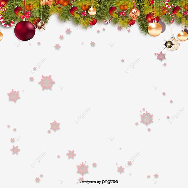 Tarjeta De Navidad Plantilla De Fondo Vector Decorativo, Vector ...