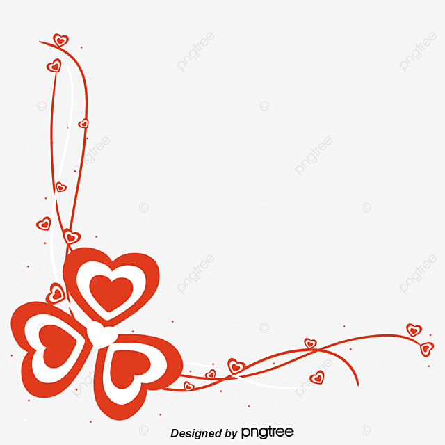 Heart Border, Heart Clipart, Heart, Frame PNG Image and Clipart for ...
