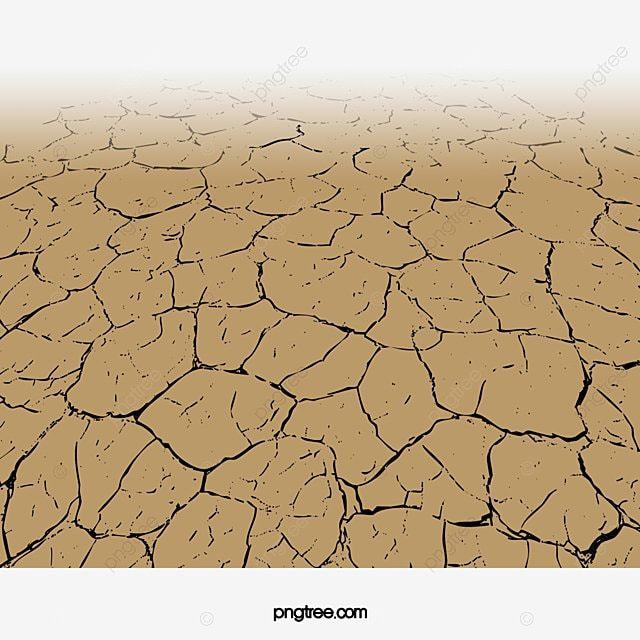 Poor soil land drought poor png image and clipart for for Soil clipart