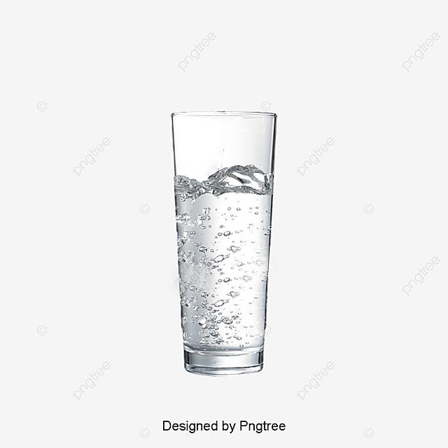 Un Vaso De Agua Y Un Vaso Tipo De Producto Vidrio Tazas