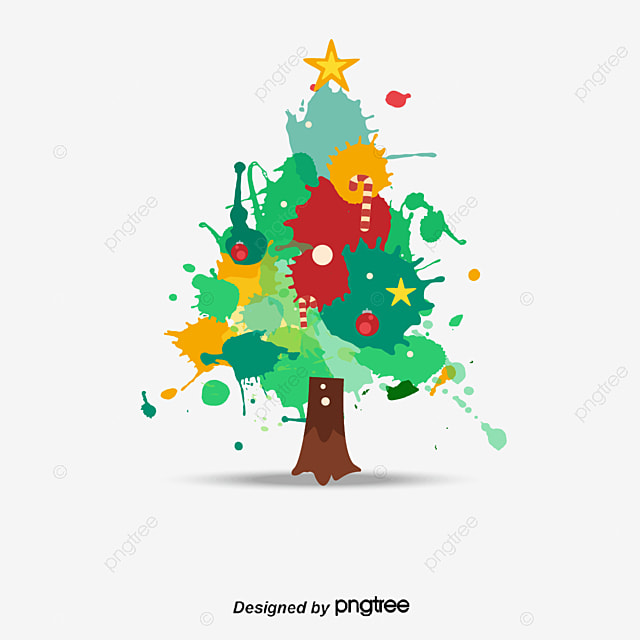 png christmas tree vector material tree clipart christmas tree png png and vector