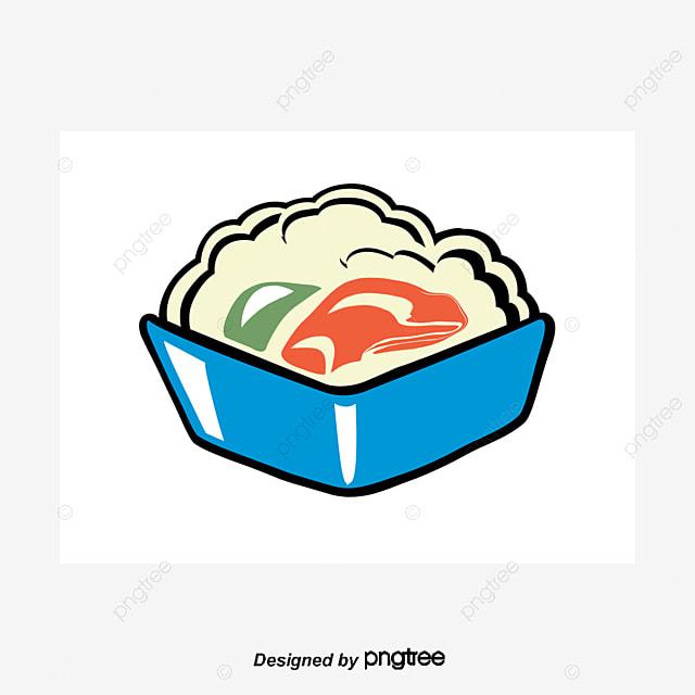 アニメのお弁当箱 お弁当 手描き アニメの無料ダウンロードのためのpngと