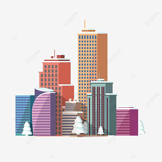 paysage de duba bureau des immeubles de grande hauteur ville image png pour le. Black Bedroom Furniture Sets. Home Design Ideas