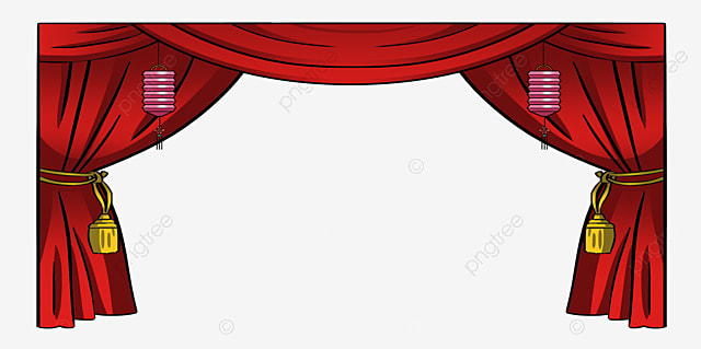 Cinema clipart  Cinema Stage, Cinema Clipart, Stage Clipart, Materialized PNG Image ...