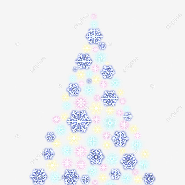 Vector Arbol De Navidad Arbol De Navidad Flat Decoracion De