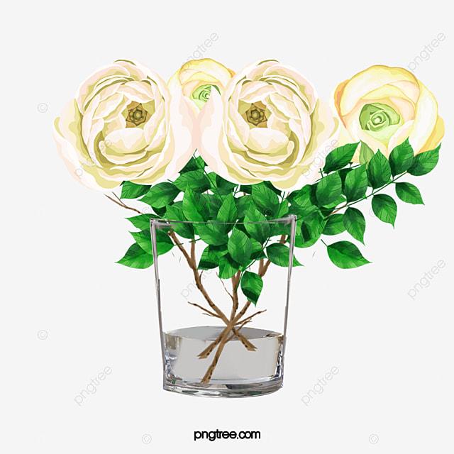 White Hydrangea Flower Arrangement Flower Clipart Hydrangea White