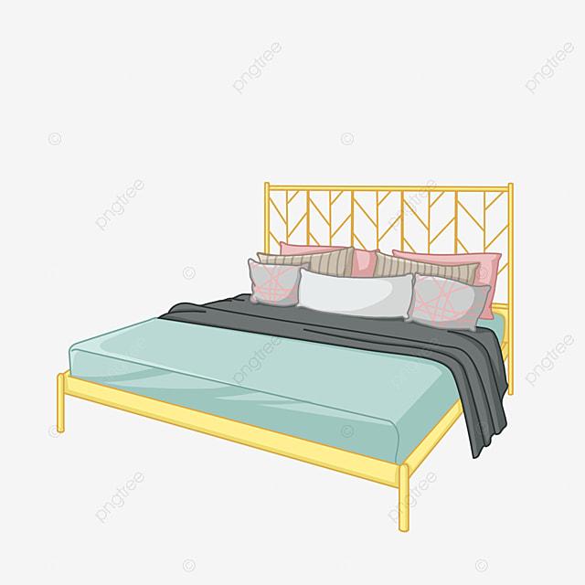 Bedroom Clip Art: Bedroom Clipart Png