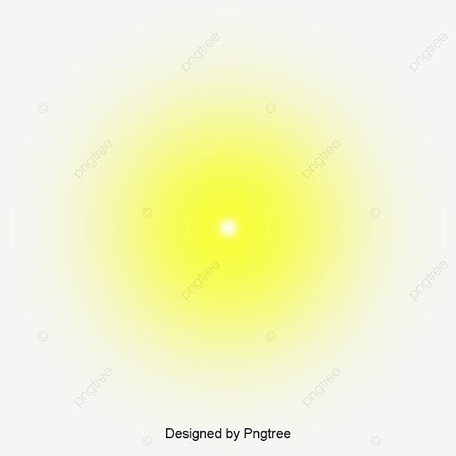 Warm Sun Light Effect Free PNG Image