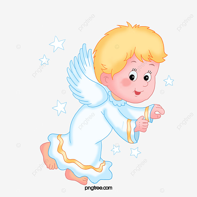Angel Baby, Angel Clipart, Baby Clipart, Child PNG Image And Clipart