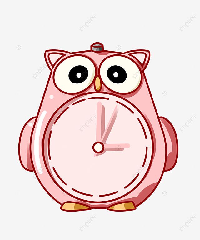 Pintado A Mano De Dibujos Animados Búho Con Cap Ave Vuelo Owl Imagen ...