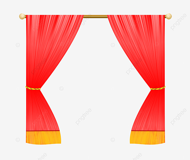 pink curtains ply curtain png image and clipart for free