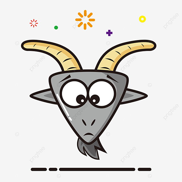 Meng Sell Goat Head Head Clipart Sheep Long Ears Png Image And Clipart For Free Download