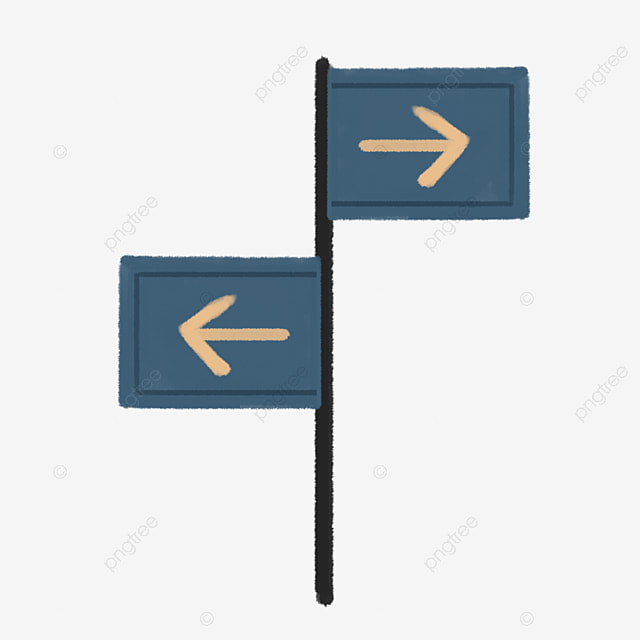 Wooden Arrow Signs Roadside Indicator Instruction PNG Image And Clipart