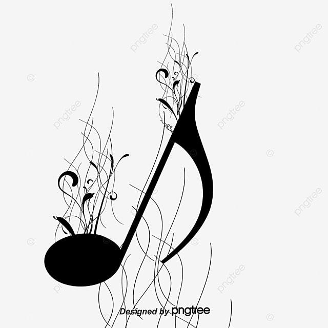 symboles de musique en mati u00e8re de vecteur symboles de