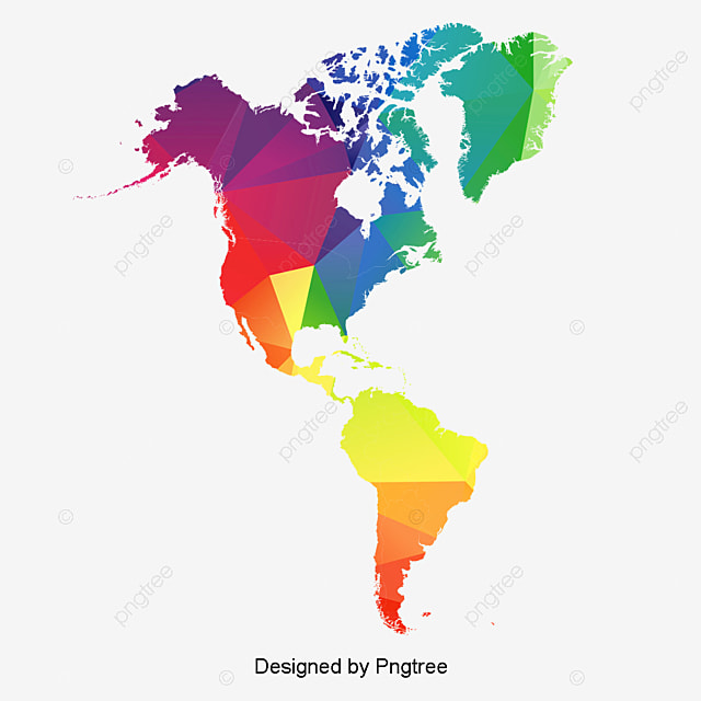 South America Map United States Map Vector Material, Map Vector ...