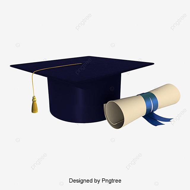vector graduation cap bachelor apparel collection