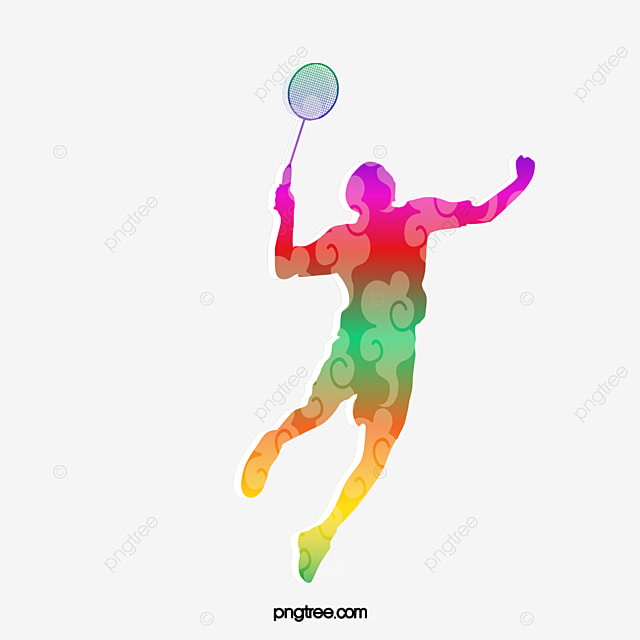 badminton player png  vector  psd  and clipart with