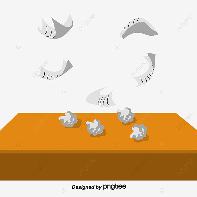 Falling Paper, Falling, Paper, Material PNG and PSD File ...