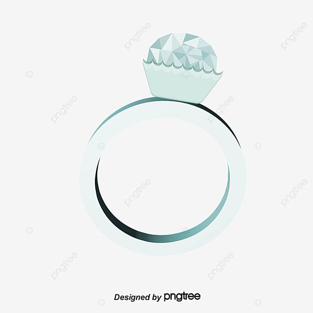 Wedding ring transparent background