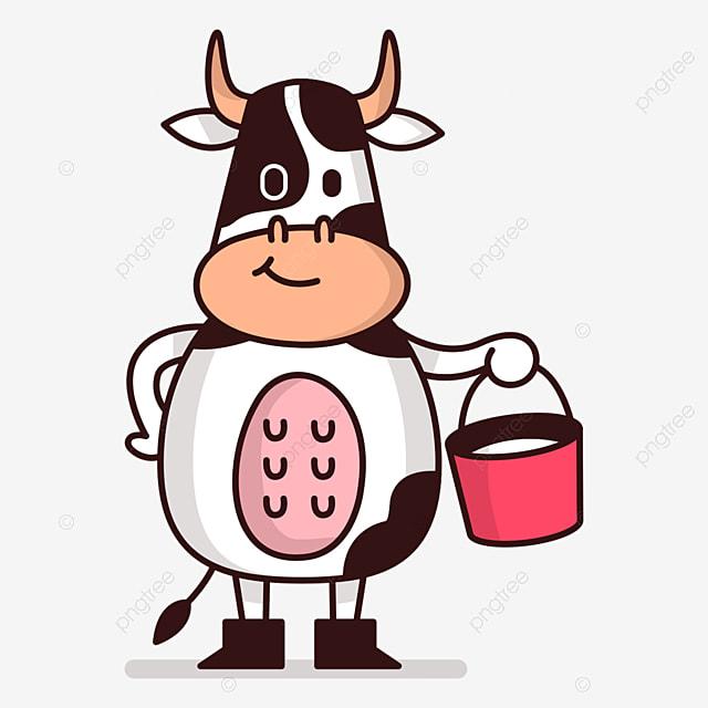 حليب البقر الحليب بقرة حلوب زجاجة تغذية png صورة للتحميل مجانا
