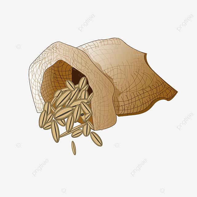 Bien-aimé Le sac de grains de café sans creuser image PNG, Haricots, Sac  DY41