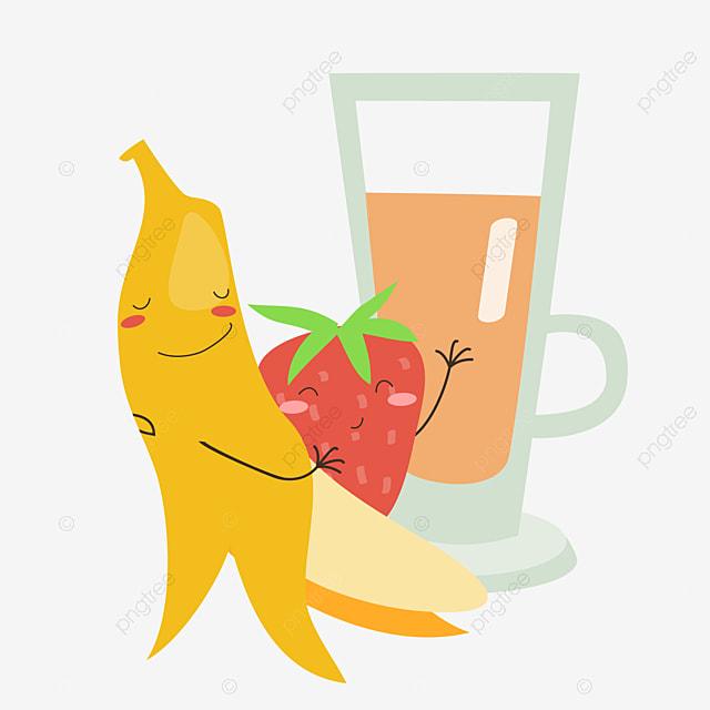 colección de dibujos animados de frutas dibujos de frutas frutas