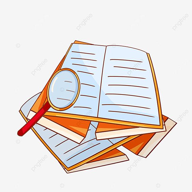 Livre A La Main De Vecteur Livre Ouvert Livres Notes Png Et Vecteur